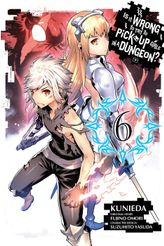 Is It Wrong to Try to Pick Up Girls in a Dungeon?, Vol. 6
