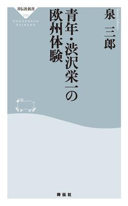 青年・渋沢栄一の欧州体験-電子書籍