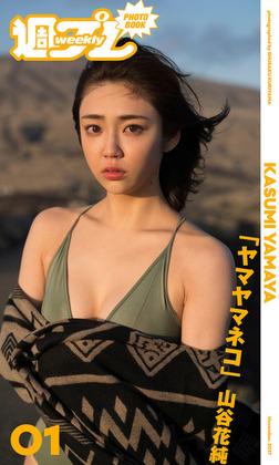 <週プレ PHOTO BOOK> 山谷花純「ヤマヤマネコ」-電子書籍