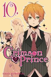 Crimson Prince, Vol. 10