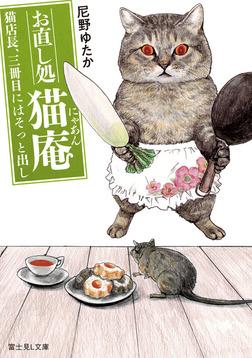 お直し処猫庵 猫店長、三冊目にはそっと出し-電子書籍