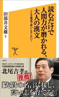 読むだけで人間力が磨かれる、大人の漢文 こんな場面で使いこなしたい!-電子書籍