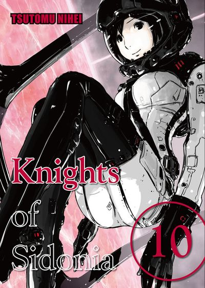 Knights of Sidonia 10