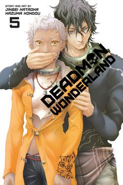 Deadman Wonderland, Vol. 5-電子書籍