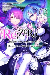 Re:ZERO -Starting Life in Another World-, Chapter 2: A Week at the Mansion Manga