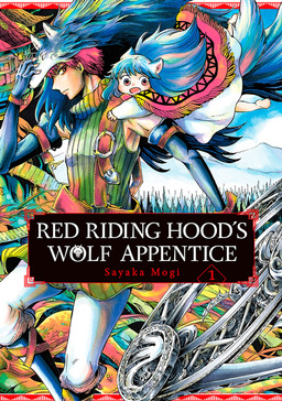 Red Riding Hood's Wolf Apprentice 1