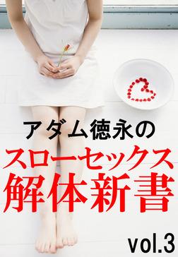 アダム徳永のスローセックス解体新書vol.3-電子書籍
