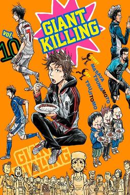 Giant Killing Volume 10