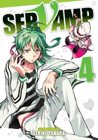 Servamp Vol. 4