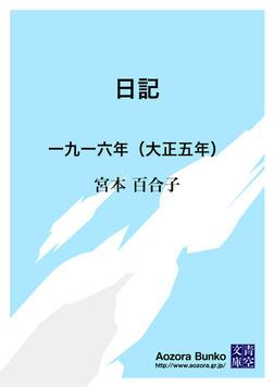 日記 一九一六年(大正五年)-電子書籍