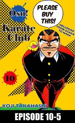 Osu! Karate Club, Episode 10-5-電子書籍