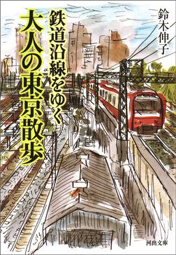 鉄道沿線をゆく 大人の東京散歩-電子書籍