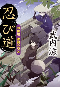 忍び道 利根川 激闘の巻-電子書籍