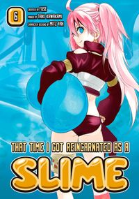 That Time I Got Reincarnated as a Slime Volume 6