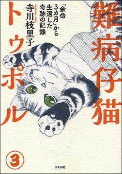 難病仔猫トゥポル「余命3カ月」から生還した奇跡の記録(分冊版) 【第3話】-電子書籍