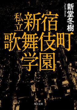 私立 新宿歌舞伎町学園-電子書籍