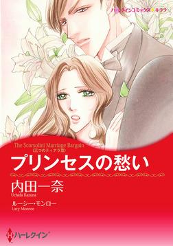 プリンセスの愁い-電子書籍