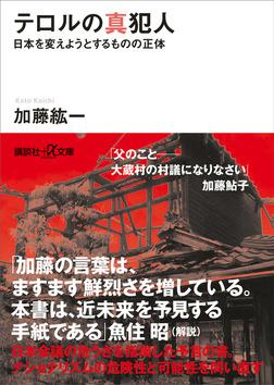 テロルの真犯人 日本を変えようとするものの正体-電子書籍