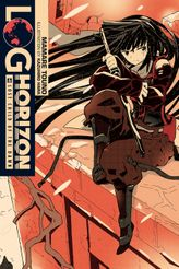 Log Horizon, Vol. 6