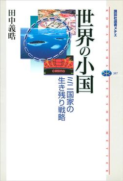 世界の小国 ミニ国家の生き残り戦略-電子書籍