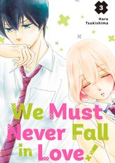 We Must Never Fall in Love! 3