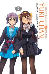 The Disappearance of Nagato Yuki-chan, Vol. 9