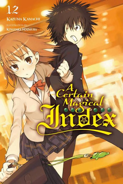 A Certain Magical Index, Vol. 12-電子書籍