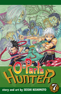 O-Parts Hunter, Vol. 7-電子書籍