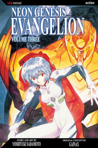 Neon Genesis Evangelion, Vol. 3