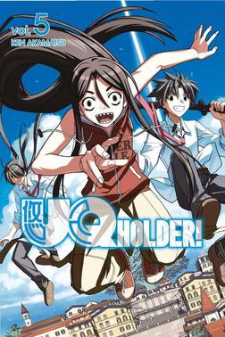 UQ Holder 5-電子書籍