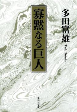 寡黙なる巨人-電子書籍