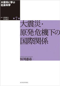 大震災に学ぶ社会科学 第7巻 大震災・原発危機下の国際関係-電子書籍
