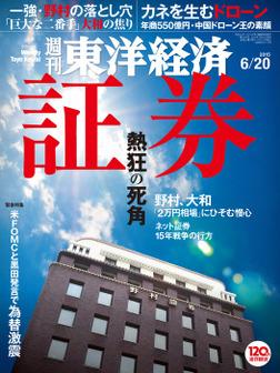 週刊東洋経済 2015年6月20日号-電子書籍