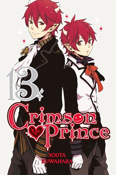 Crimson Prince, Vol. 13