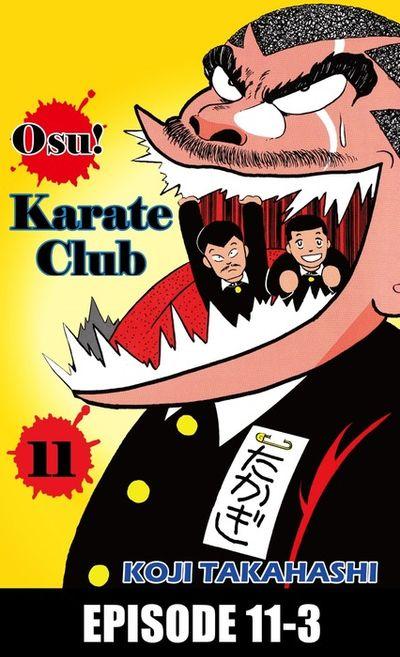 Osu! Karate Club, Episode 11-3