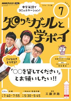 NHKテレビ 知りたガールと学ボーイ 2019年7月号-電子書籍