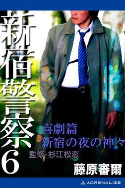 新宿警察(6) 喜劇篇 新宿の夜の神々-電子書籍