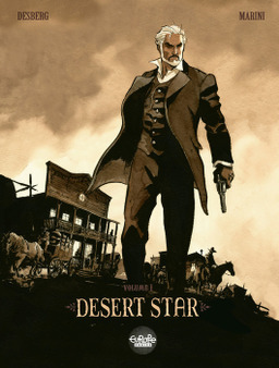 Desert Star - Volume 1