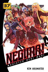 Negima! Volume 37