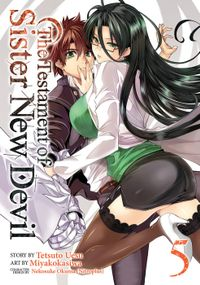 The Testament of Sister New Devil Vol. 5