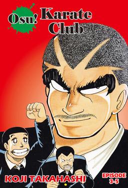 Osu! Karate Club, Episode 3-5
