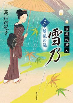 吉原代筆人 雪乃 三 繚乱の海-電子書籍