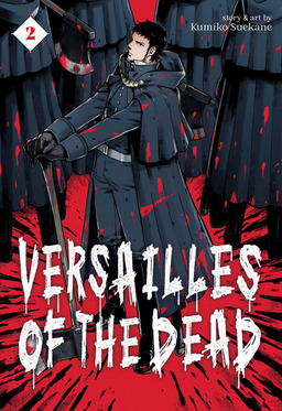 Versailles of the Dead Vol. 2