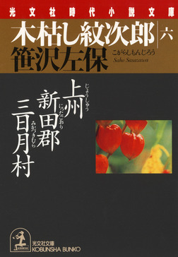 木枯し紋次郎(六)~上州新田郡三日月村~-電子書籍