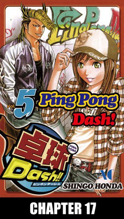 Ping Pong Dash!, Chapter 17