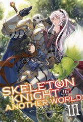 Skeleton Knight in Another World Vol. 3