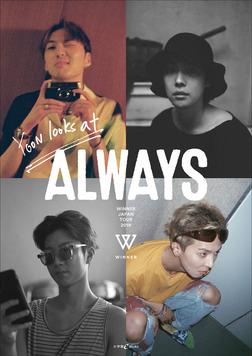 YOON looks at ALWAYS WINNER JAPAN TOUR 2019-電子書籍