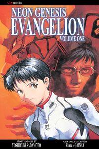 Neon Genesis Evangelion, Vol. 1