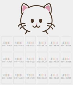 2月22日は『猫の日』だにゃー!きせかえ本棚03-電子書籍
