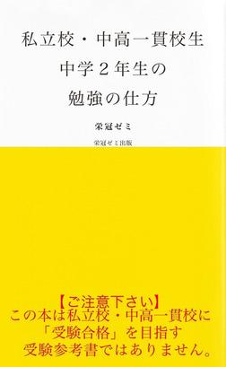 私立校・中高一貫校生 中学2年生の勉強の仕方-電子書籍